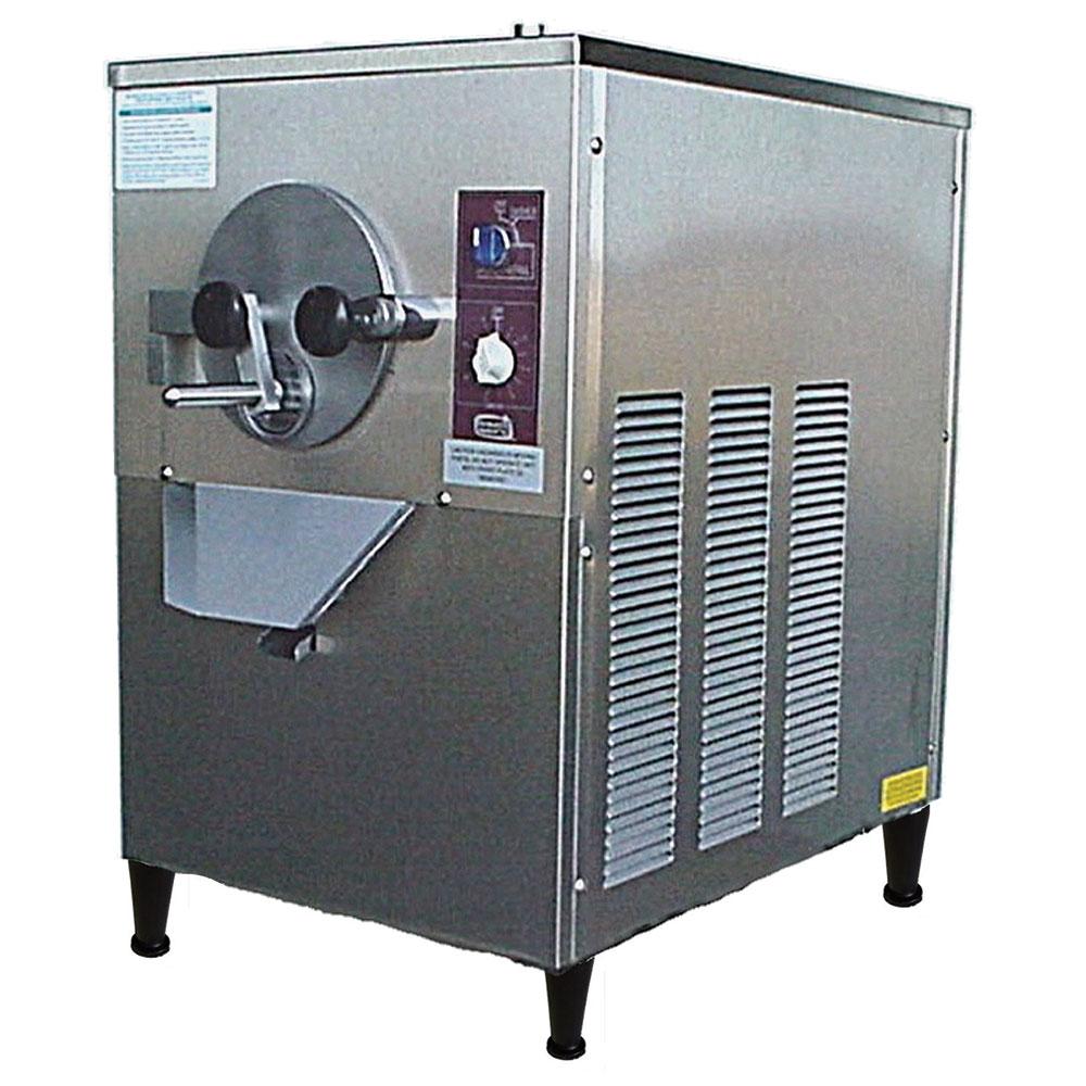 Saniserv B-5 U Counter Model Batch Freezer, 1-Head, 5-qt Barrel, 1-HP, 208-230/60/3 V