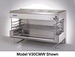 "Viking Commercial V72CMS 72"" Infrared Burner Gas Cheese Melter, LP"