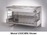 "Viking Commercial V24CMW 24"" Infrared Burner Gas Cheese Melter, LP"