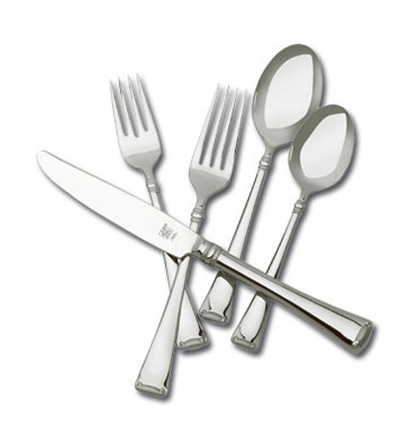 Zwilling J.a. Henckels 22773-345 45-Piece Angelico Set w/ 5-Piece Settings Plus Hostess Set