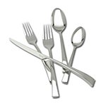 Zwilling J.a. Henckels 22774-345 45-Piece Bellasera Set w/ 5-Piece Settings Plus Hostess Set