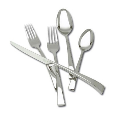 Henckels 22774-345 45-Piece Bellasera Set w/ 5-Piece Settings Plus Hostess Set