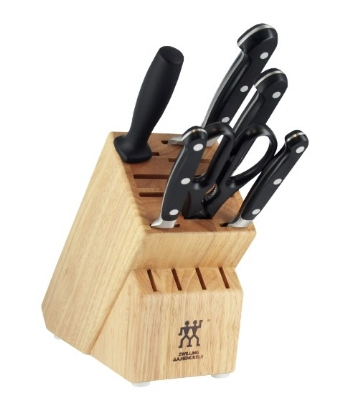 Henckels 35712000 Pro-S 7-Piece Block & Knife Set