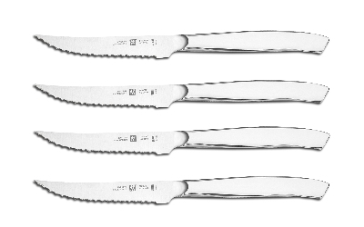 Henckels 39113-000 4-Piece Steak Set, Stainless