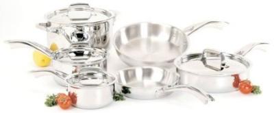 Zwilling J.a. Henckels 64080-001 Spirit Set; 1&2-qt Sauce, 3-qt Saute, 6-qt Dutch Oven, Lids, 10&8-qt Fry Pan