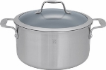 Henckels 64083-280 8-qt Dutch Oven w/ Lid, Thermolon Coated
