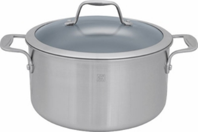 Zwilling J.a. Henckels 64083-280 8-qt Dutch Oven w/ Lid, Thermolon Coated