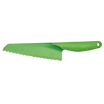 AllPoints 19-7629 12-in Lettuce Bread Knife, Plastic, Dishwasher Safe