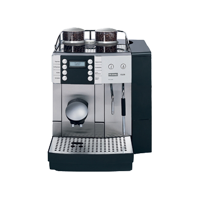 Franke FLAIR Flair Espresso Machine w/ 2-Grinders, 8-Programmable Beverages