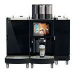 Franke FM850 FoamMaster Espresso Cappuccino Machine w/ (2) Grinders & (1) Powder Hopper