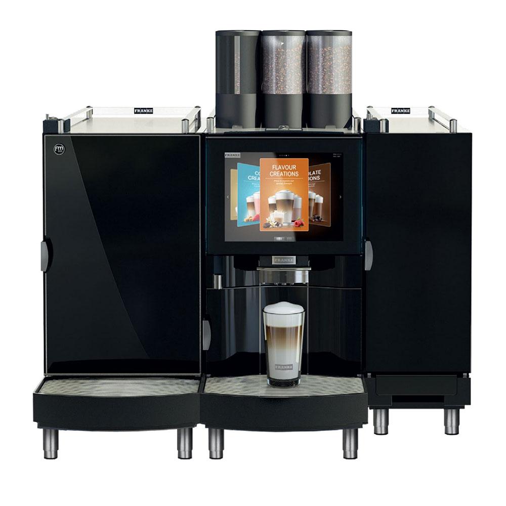 coffee grinder cappuccino machine