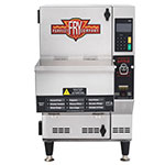 Perfect Fry PFA375 Countertop Electric Fryer - (1) 23-lb Vat, 240v/1ph