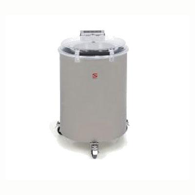 Sammic ES200 26-lb Electric Salad Dryer - Stainless, 120v