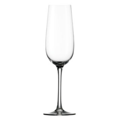 Stolzle S1000007 Weinland 7-oz Champagne Glass, Flute