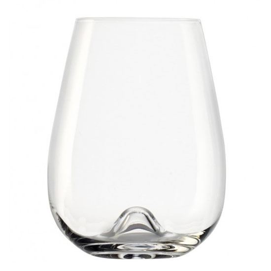 Stolzle 1040012T 16.25-oz Stemless Vulcano Wine Glass