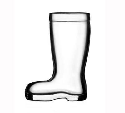Stolzle 09735/188047 1.5-oz Biersiefel Beer Boot Glass