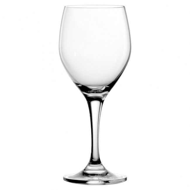"Stolzle A911017219 14-oz Walther-Glas Nadine Goblet Glass - 8-1/8""H, Sure Guard, Lead-Free Crystal"