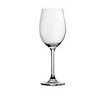 "Stolzle A913007189 13.5-oz Stolzle Angelina Burgundy Glass - 8-7/8""H, Sure Guard, Lead Free Crystal"