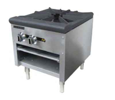 Black Diamond BDCTSP-1 1-Burner Stock Pot Range, NG