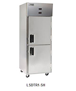 Delfield Scientific LADTR1-SH Full Size Dual Temp Medical Refrigerator Freezer - Access Port, 115v