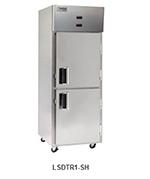 Delfield Scientific LADTR1-SH Full Size Dual Temp Medical Refrigerator Freezer - Access Port, 1