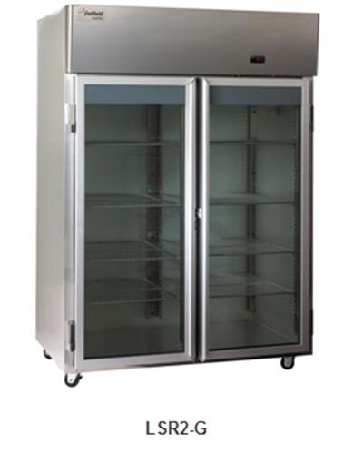 Delfield Scientific LAR1-G Full Size Medical Refrigerator - 115v