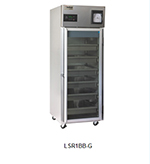 Delfield Scientific LAR2BB-G Full Size Medical Refrigerator - Access Port, 115v