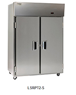 Delfield Scientific LARPT3-S Full Size Medical Refrigerator - Pass-Thru, 115v