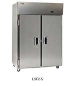 "Delfield Scientific LMF1-S 29"" Single Section Reach-In Freezer, (1) Solid Door, 115v"