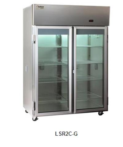 Delfield Scientific LSR1C-G Full Size Medical Refrigerator - 115v
