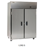 Delfield Scientific LSR1-S Full Size Medical Refrigerator - Access Ports,