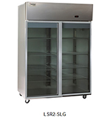 Delfield Scientific LSR2-SLG Full Size Medical Refrigerator - 115v