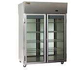 Delfield Scientific LSRPT2-G Full Size Medical Refrigerator - Pass-Thru, 115v
