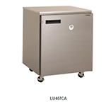 Delfield Scientific LU407-DT 5.7-cu ft Undercounter Freezer w/ (1) Section & (1) Door, 115v