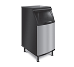 "Koolaire K-420 22"" Wide 310-lb Ice Bin with Lift Up Door"
