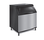 Koolaire K-970 Ice Storage Bin - 710-lb Capacity, Stainless