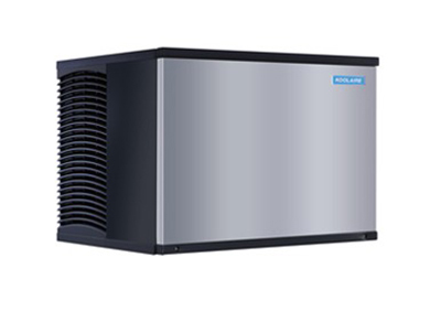 "Koolaire KD-0500W 30"" Cube Ice Machine - 545-lb/24-hr, Water Cooled, 115v"