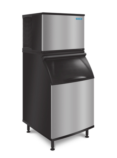 Koolaire KD0600A K570 599-lb/Day Full Cube Ice Maker w/ 430-lb Bin, Air Cooled, 208v/1ph