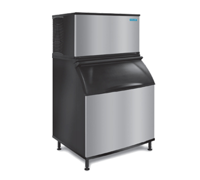 Koolaire KD-1350N 261 Cube Style Ice Machine - 1350-lb/24-hr, Stainless