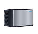 Koolaire KY-0350A 161 Cube Ice Machine - 400-lb/24-hr, Air Cool, Steel,