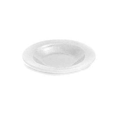 Elite Global Solutions D878RR-W 12-oz Pebble Creek Pasta/Soup Bowl - Melamine, White
