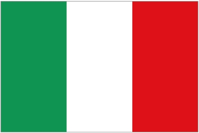Chef Revival 99993 Embroidery, Italy, Collar Flag