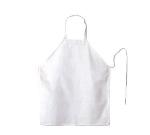 "Chef Revival 600PS-NP Bib Apron w/ no Pockets, 30 x 34"", White"