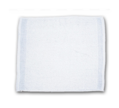 Chef Revival 700BRT28 Cotton Bar Mop Towel, 28-oz, 16 x 19-in, Narrow Rib