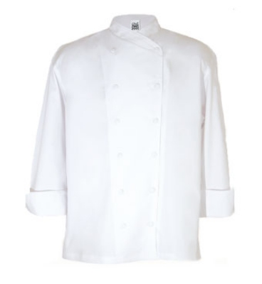 Chef Revival J006-3X Poly Cotton Corporate Chef Jacket, 3X