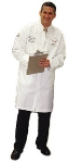 Chef Revival J034-XL Poly Cotton Chef Tech Coat, X-Large