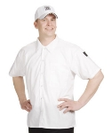 Chef Revival P020BK-7X Poly Cotton Basic Chef Pants, 7X, Black