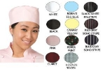Chef Revival H009-XL Chef Pill Box Hat, X-Large, Poly Cotton Blend, Hounds Tooth