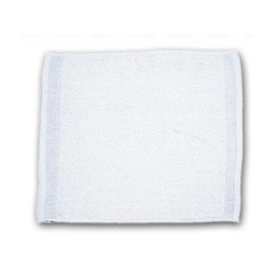 "Chef Revival 701BTT30 White Terry Cloth Bar Towel, 16"" x 19"""