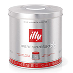 Illy 7463 iperEspresso Medium Roast Coffee Capsules - 21-capsules